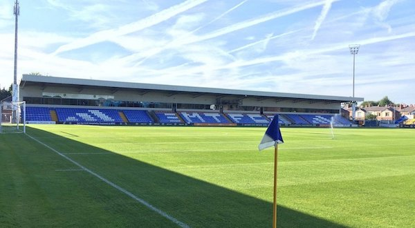 A new dawn for football in Macclesfield