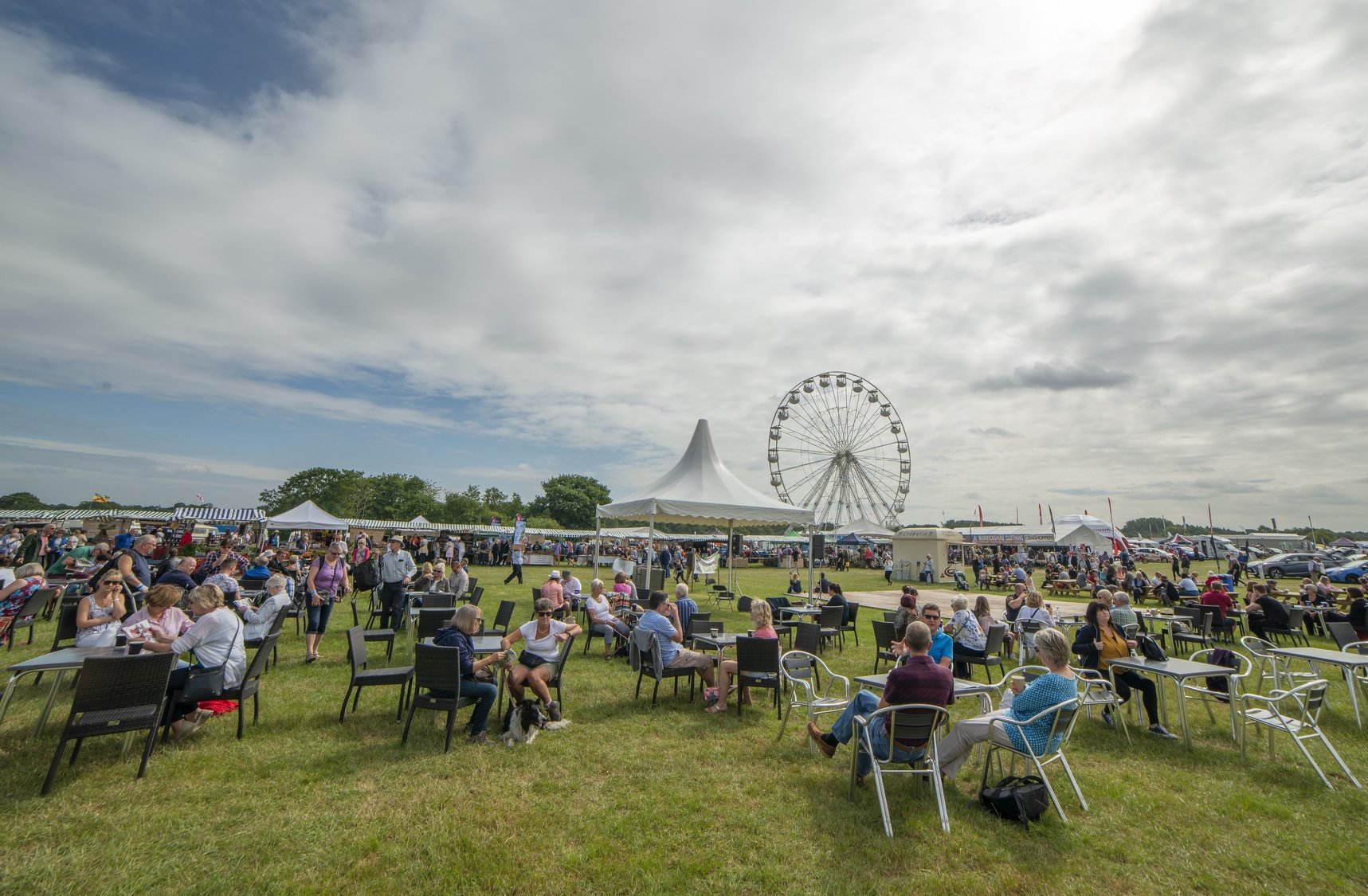 Bigger, better and longer Cheshire Show for 2021