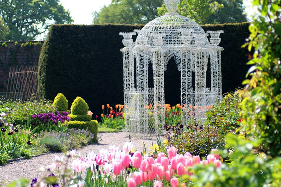 Arley Hall and Gardens nominated for Historic Houses Garden of the Year