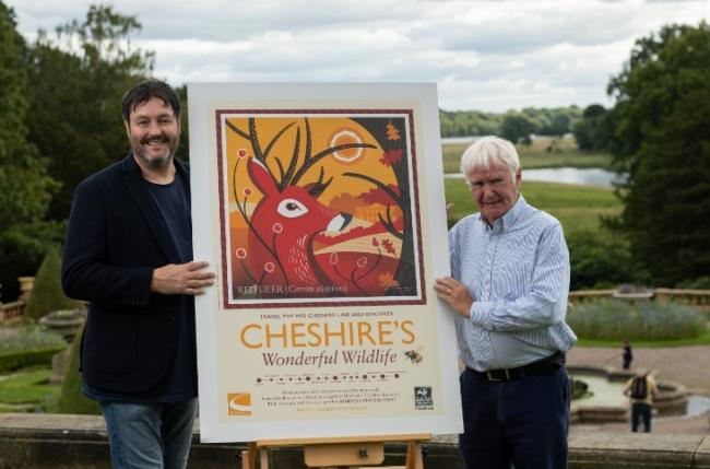 Tatton Park launch a new exhibition of 1930s inspired Wildlife artworks
