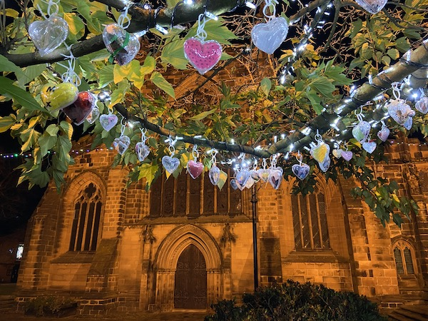 Readers' Photos: Nantwich Christmas lights 2020