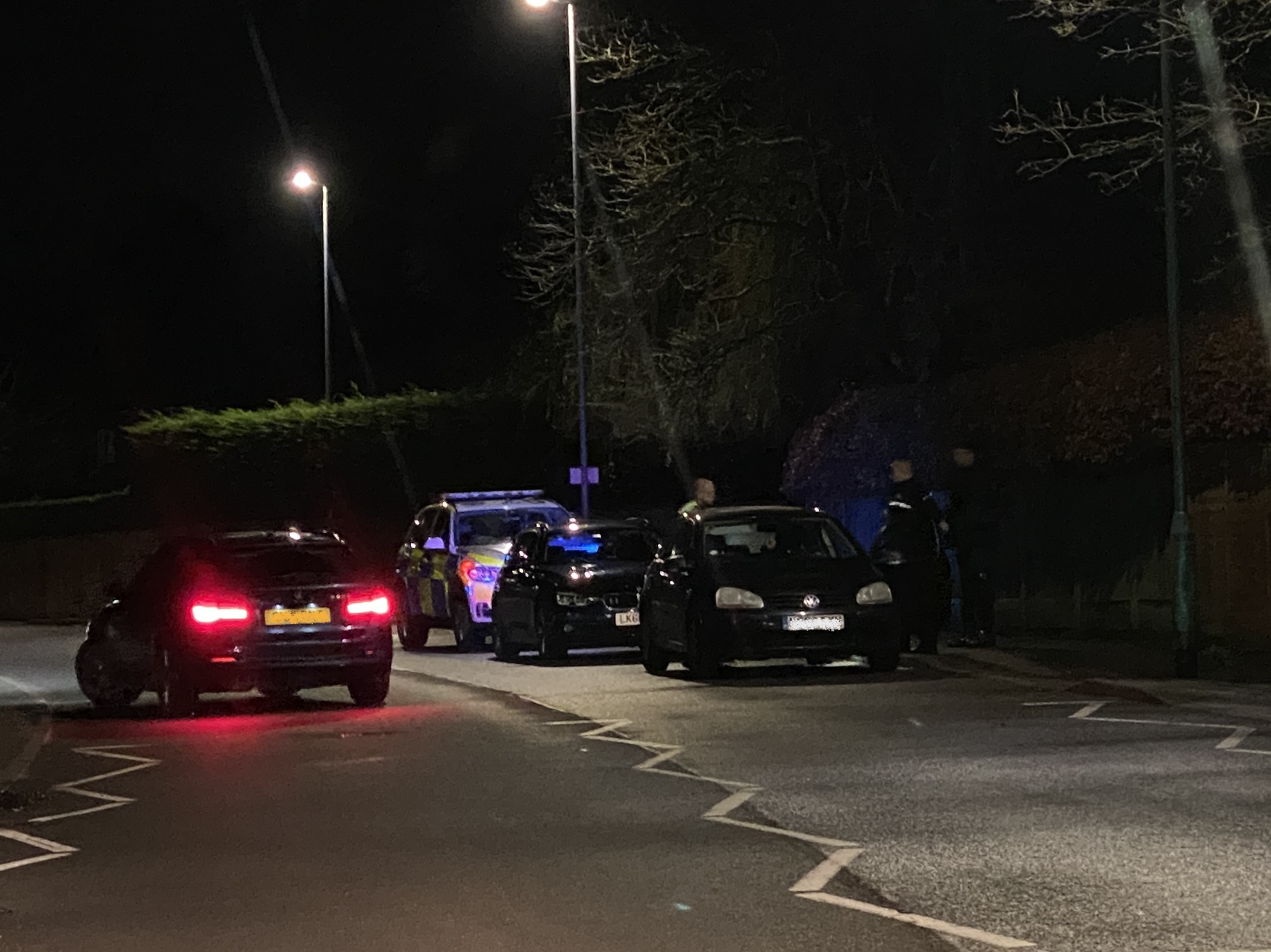 Police hunt ongoing following helicopter search in Wilmslow