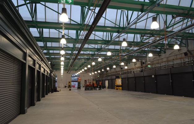 Preview of Crewe 's new Market Hall