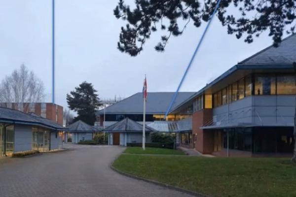 Radbroke Hall renovation approved