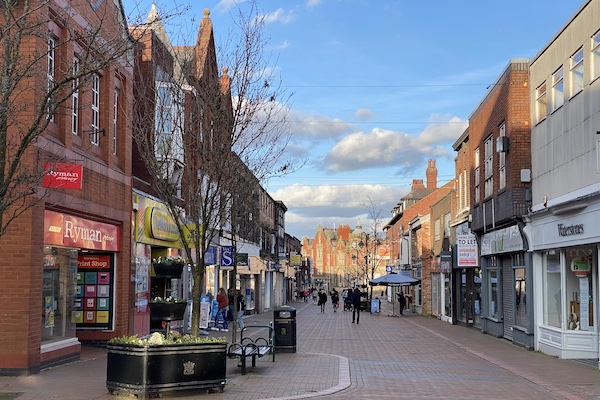Town centre management contract approved for Wilmslow