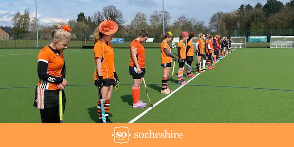 Wilmslow Hockey Club pays tribute to Prince Phillip