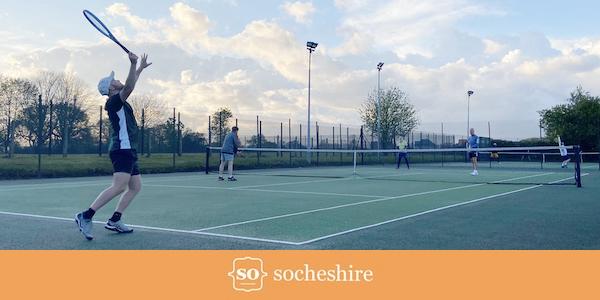 Tennis summer league starts as lockdown eases