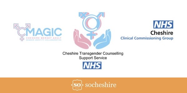 Cheshire transgender counselling support services launched