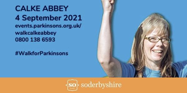 Walk for Parkinson's at Calke Abbey