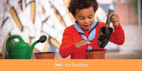Cheshire Scouts launch Squirrels, a new programme for 4-5 year olds